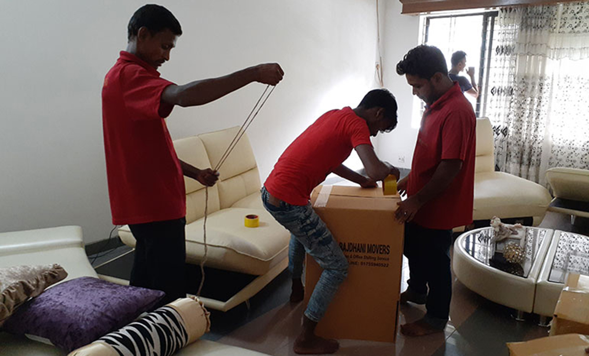 Home Shifting How to Move your house easily with us