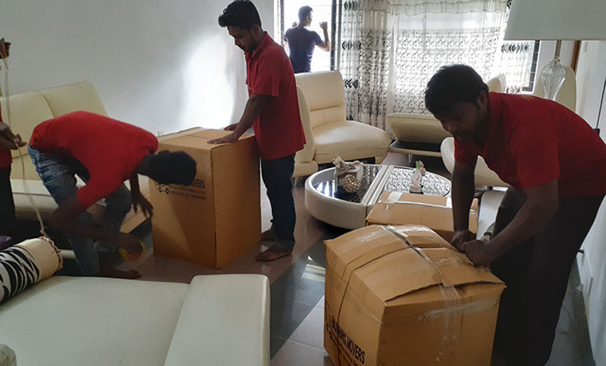 Why should you Hire Professional Packers and Movers