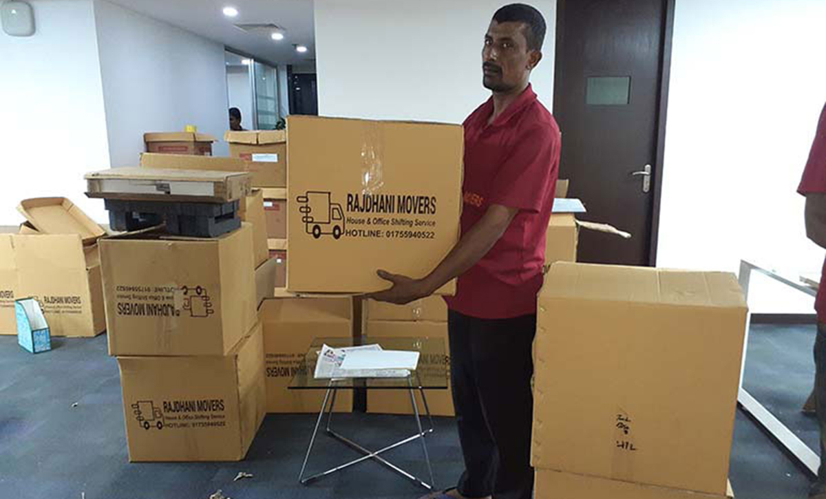 Professional Home Shifting Packers and Movers