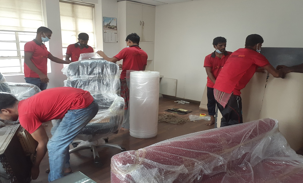 PACKERS AND MOVERS ALL BANGLADESH